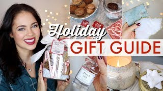 Holiday Gift Guide: Spa, Candles & Home Decor!