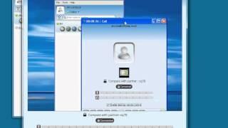 jitsi and sip server for windows (desktop sharing - part 3)