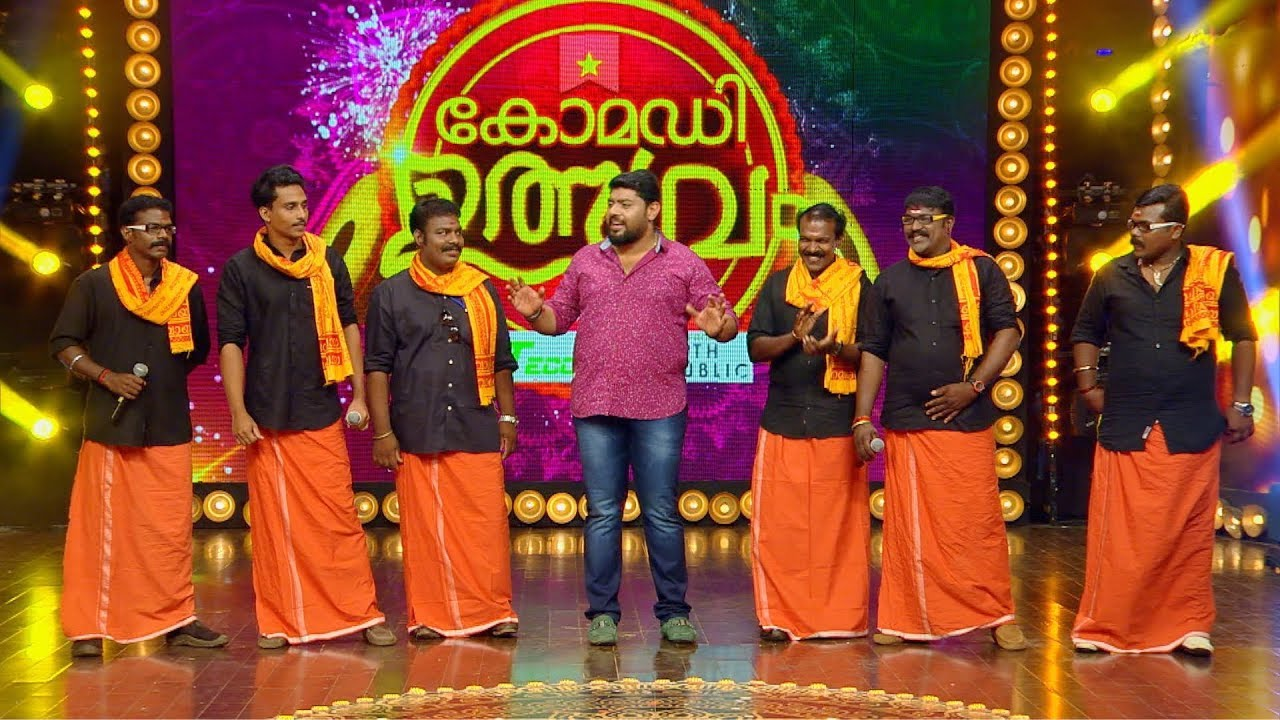 Comedy Utsavam│Flowers│Ep# 127