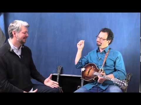 Interview with Mike Marshall - Northfield Mandolins Artist Series
