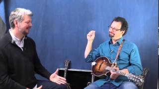 Interview with Mike Marshall - Northfield Mandolins Artist Series