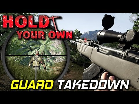 TAKEDOWN! | Hold Your Own Gameplay | S3 EP...