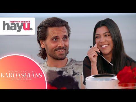 Kourtney & Scott's Romantic Swiss Date 🇨🇭  | Season 20 | Keeping Up With The Kardashians