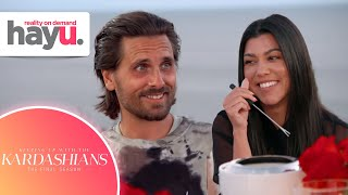 Kourtney & Scott's Romantic Swiss Date 🇨🇭  | Season 20 | Keeping Up With The Kardashians
