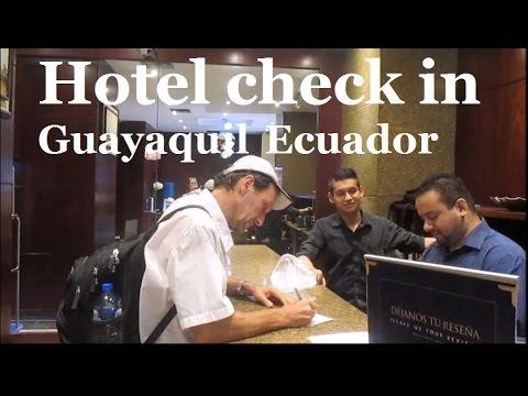 Big City Life - GUAYAQUIL ECUADOR - South America