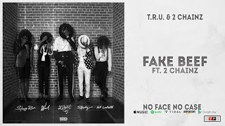 Gambar cover Hott LockedN - Fake Beef Ft. 2 Chainz (No Face No Case)