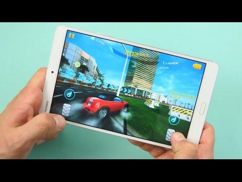 HUAWEI Mediapad M3 im Gaming- / Spieletest | (deutsch)