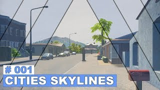 Cities Skylines   #001   Mój pomysł na nowe miasto