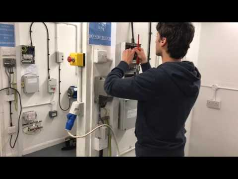 Fault Finding on the Level 3 Electrical Course