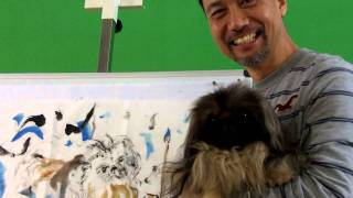 The ZIGGY Blog Episode 59 Pt. 4 ZIGGY meets Chinese Artist Henri Li
