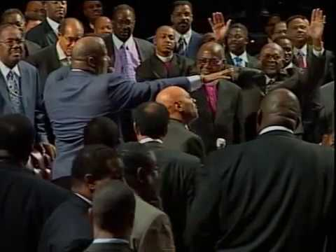 Bow Down  Bishops Marvin Winans and Paul S Morton  Bow Down COGIC Praise Break