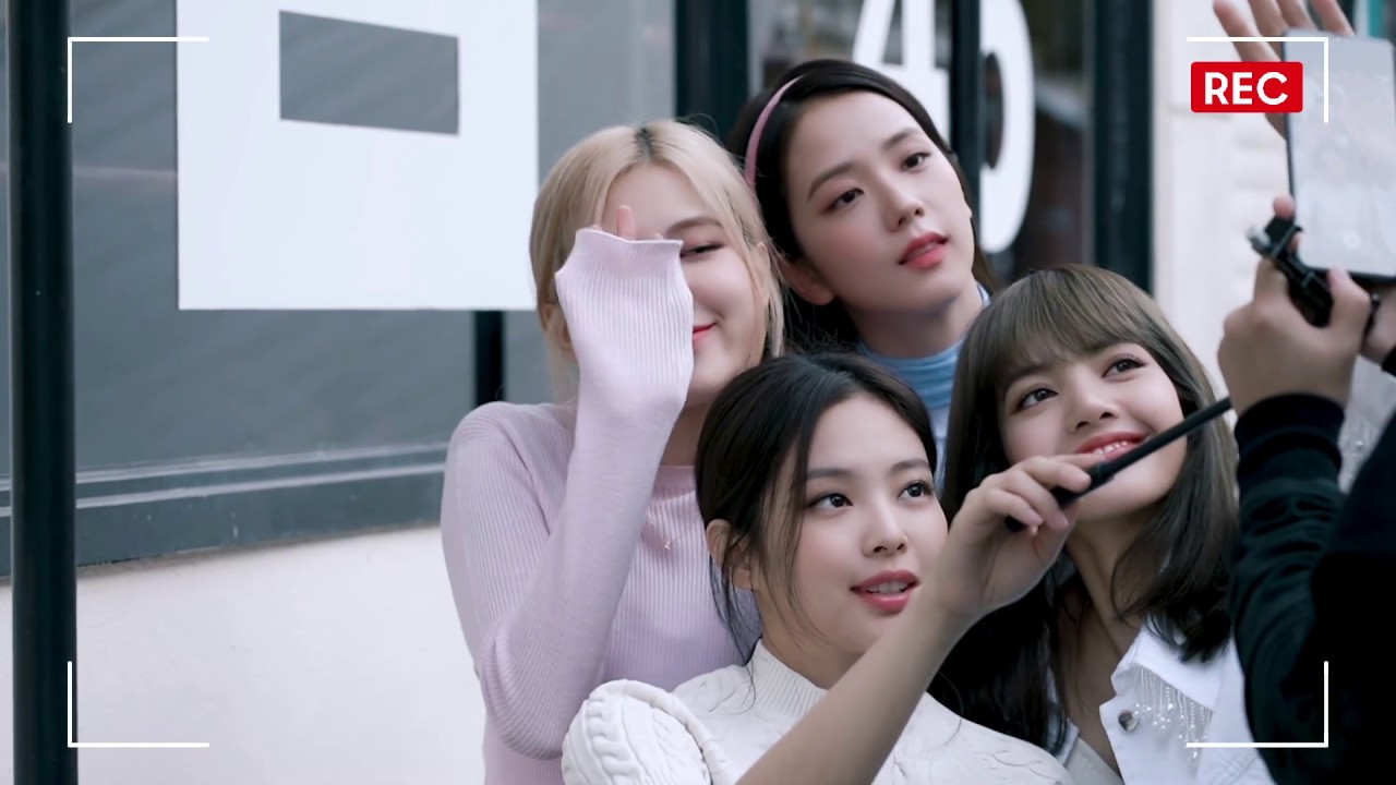 Samsung Indonesia: Galaxy A - Behind The Scene BLACKPINK