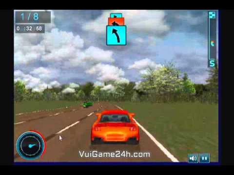 Game đua xe ô tô 3D phần 2 | Choi Game dua oto 3d phan 2 hay nhat