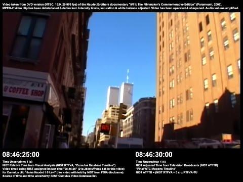 8:46:08am - 8:46:53am / Northeast / TV Docu Video by Jules Naudet (Goldfish Pictures, Inc.)