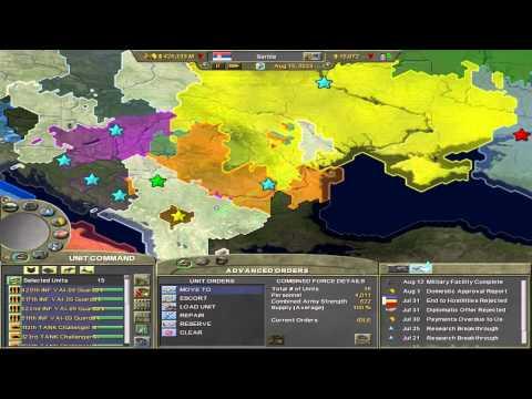 Supreme Ruler 2020 - Kingdom of Serbia - Part 17