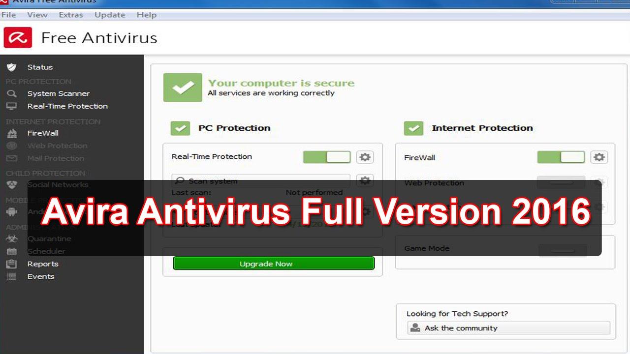 Avira antivirus pro 2015 free download with update for windows.
