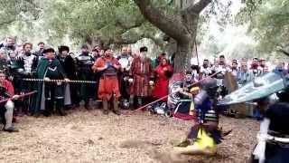 Potrero War 2015 Saturday - Sir Oz vs Peleus of Crete, Queen