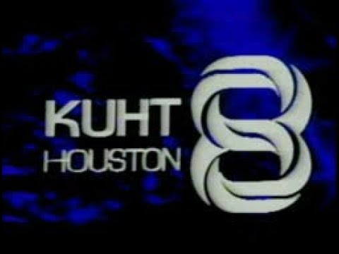 KUHT/Houston Public Media Logo History
