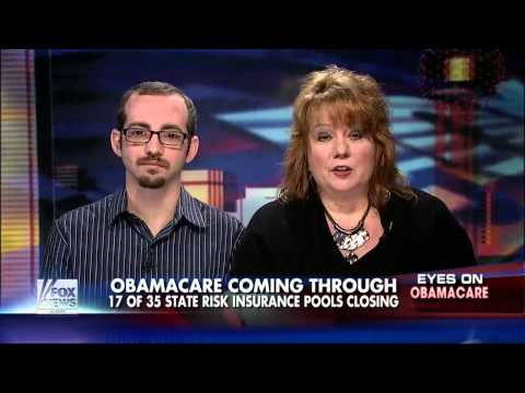 Obamacare : Private Insurance dropping Americans and force them on to ObamaCare (Oct 14, 2013)