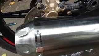 Video Test suara knalpot racing model kapsul Jupiter MX gahar download MP3, 3GP, MP4, WEBM, AVI, FLV Agustus 2018