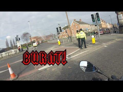Burnt out building. Insurance job?