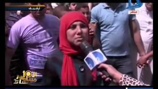 أهالي قرية بالقليوبية يحتفلون بإزالة اسم فاتن حمامة