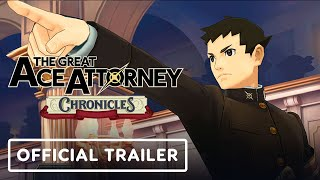 The Great Ace Attorney Chronicles - Official Announcement Trailer