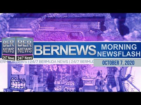 Bermuda Newsflash For Wednesday, Oct 7, 2020 ..