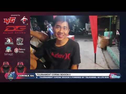 Final Tournamen Mobile Legends Dunia Games League Corina S4 Execute Esports vs Bukan Kaleng-Kaleng