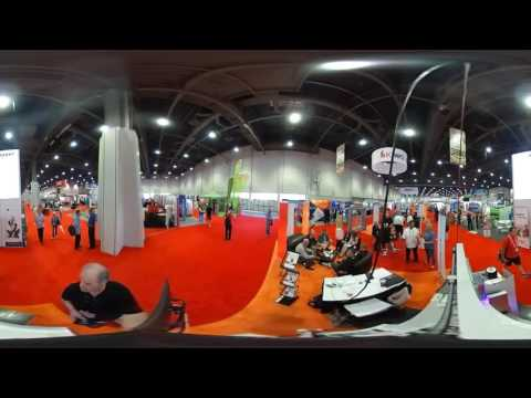 2016 SGIA Las Vegas trade show for the graphic industry