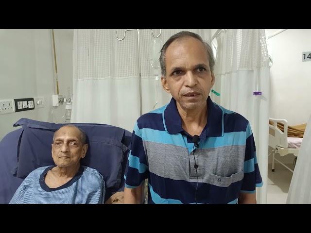 #Pinnacleortho Patient Feedback   Fracture neck femur bioplar hemi arthroplasty   Dr.Yogesh Vaidya
