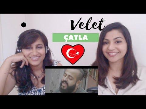Velet - Çatla-- Reaction Video! / TURKISH RAP REACTION