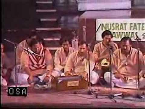 Nusrat - Haq Ali Ali Maula Ali Ali - Part 1