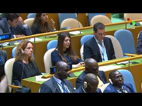UN Speeches: Palestinian President Mahmoud Abbas