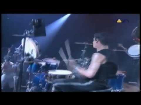 Rammstein live dusselddorf 1997