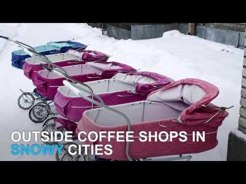 Babybedje Voor Buiten.Baby Buiten Laten Slapen In Scandinavie In Een Buiten Slaaphuisje