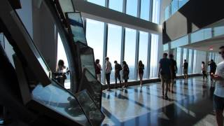 One World Observatory at One World Trade Center on Wednesday J…