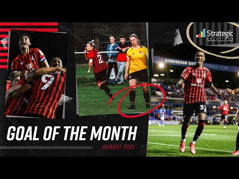 GOAL OF THE MONTH | Four red-hot summer strikes 🔥