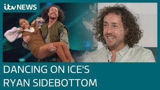 Would Ryan Sidebottom do the jungle? | ITV News