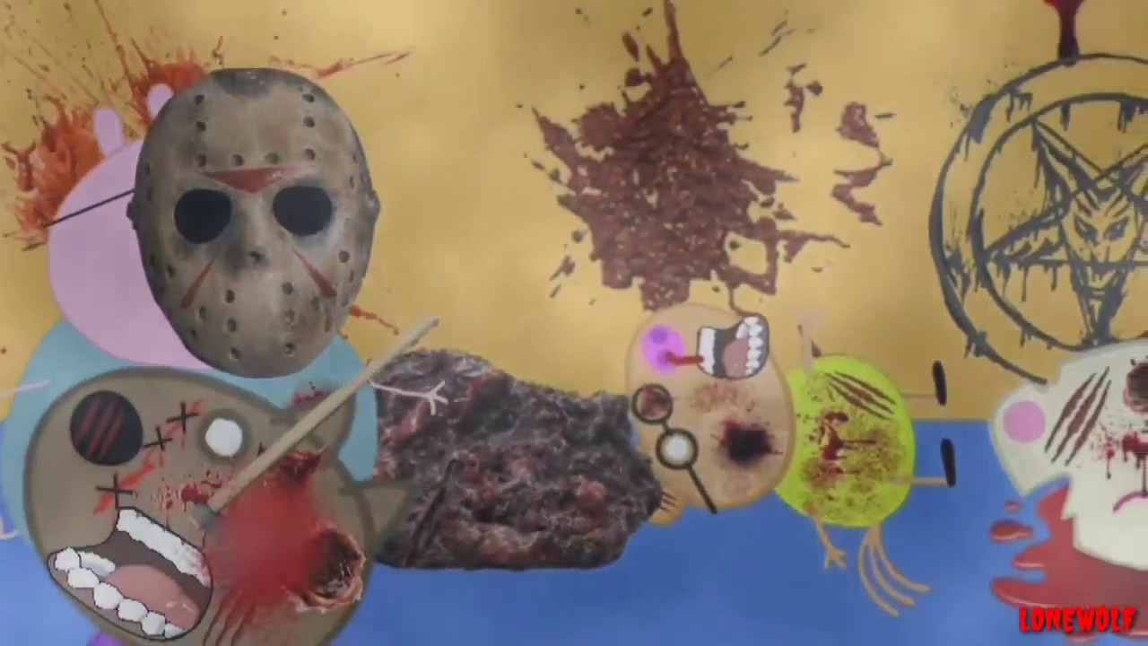 Download FRIDAY THE 13TH (PEPPA PIG PARODY) [NOT FOR KIDS]