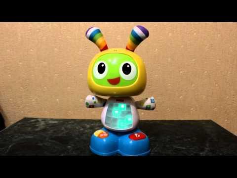 Видео Видео: Обучающий робот Бибо Fisher-Price - Видео Dailymotion