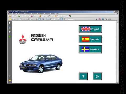 mitsubishi carisma manual de taller service manual rh youtube com mitsubishi carisma 1.8 gdi workshop manual mitsubishi carisma service manual free