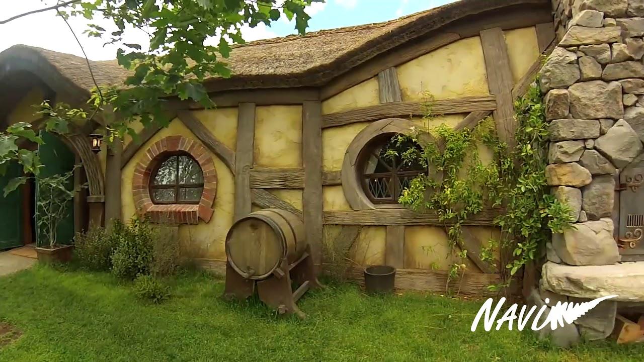New Zealand Hobbiton & Waitomo Caves Tours (Korean)