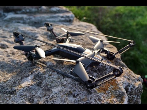 The World's First All-Terrain Drone!