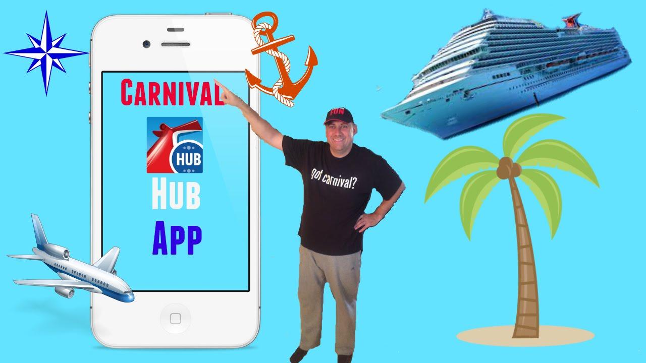 carnival hub app review live demo youtube
