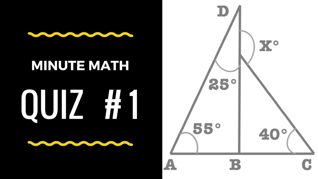 Math Puzzles With Answers In 60 Seconds Can You Solve For X