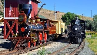 Nevada Steam Trains 4th of July 2014 thumbnail