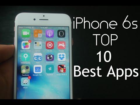 iPhone 6S Top 10 Best Apps