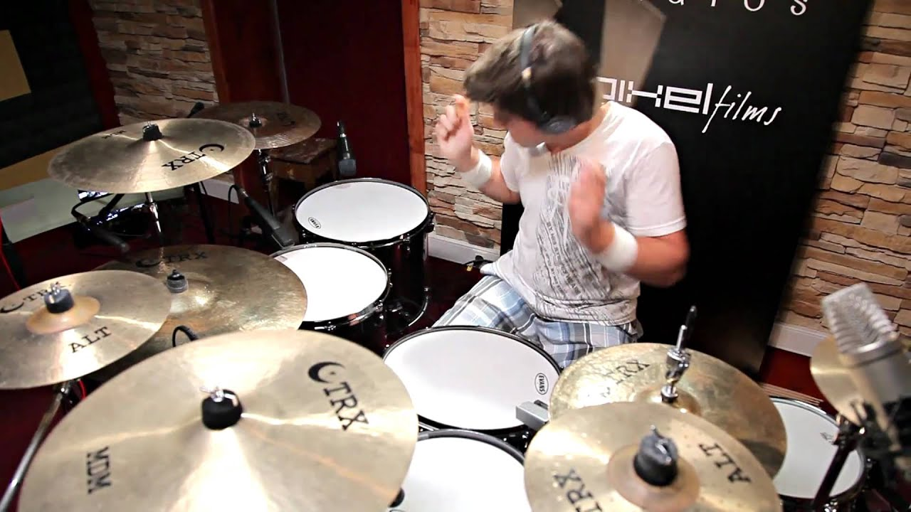Cobus - Ludacris ft. Kevin Figs - Stand Up (Drum Cover)