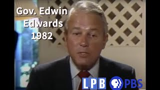 Fmr. Gov. Edwin Edwards | 11/05/82 | Louisiana: The State We're In